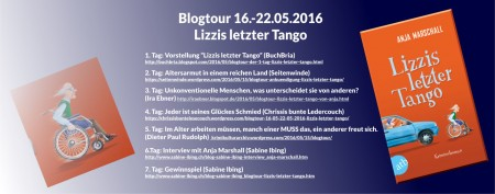 Blogtour Lizzy